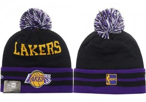 Los Angeles Lakers Q25XFNFA Casquettes d'équipe de NBA en soldes