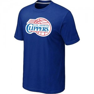 T-Shirts NBA Bleu Los Angeles Clippers Big & Tall Homme