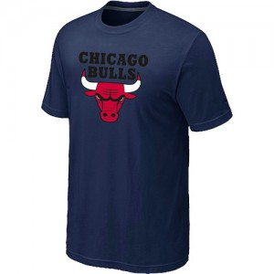 T-Shirts Marine Big & Tall Chicago Bulls - Homme