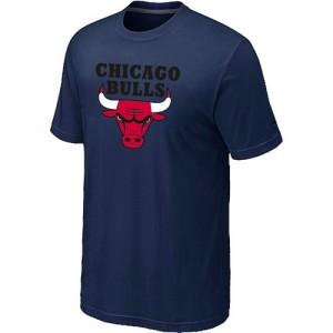 T-Shirts Marine Big & Tall Chicago Bulls - Homme