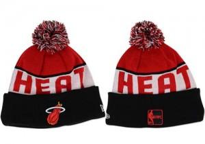 Bonnet Knit Miami Heat NBA BDJNJL34