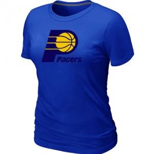 T-Shirts NBA Indiana Pacers Bleu Big & Tall - Femme