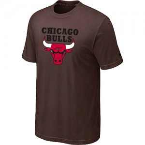 Chicago Bulls Big & Tall marron T-Shirts d'équipe de NBA Vente - pour Homme