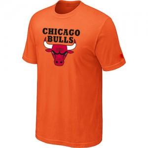 T-Shirts Orange Big & Tall Chicago Bulls - Homme