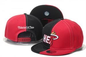 Snapback Casquettes Miami Heat NBA WABE2RUN