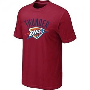Oklahoma City Thunder Big & Tall Rouge T-Shirts d'équipe de NBA vente en ligne - pour Homme