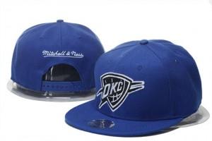 Oklahoma City Thunder URWQPLKF Casquettes d'équipe de NBA
