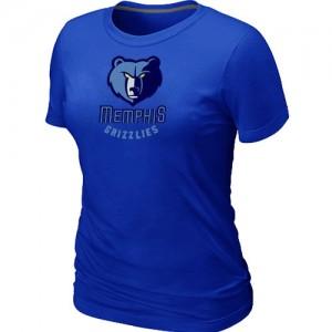T-Shirts NBA Memphis Grizzlies Bleu Big & Tall - Femme