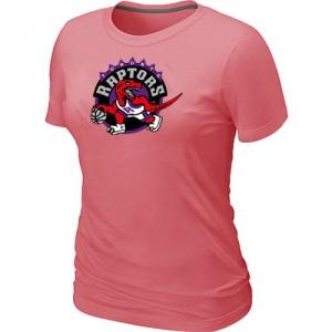 Toronto Raptors Big & Tall Rose T-Shirts d'équipe de NBA Promotions - pour Femme