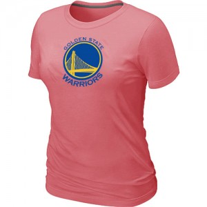 Golden State Warriors Big & Tall Rose T-Shirts d'équipe de NBA Remise - pour Femme
