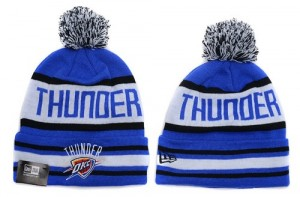 Bonnet Knit Oklahoma City Thunder NBA JTCHPQ6M