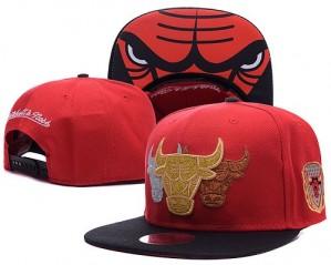Chicago Bulls CS3J4HU3 Casquettes d'équipe de NBA