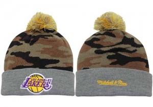 Los Angeles Lakers HP2X86LH Casquettes d'équipe de NBA Magasin d'usine
