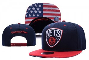 Snapback Casquettes Brooklyn Nets NBA XRKWVAGH