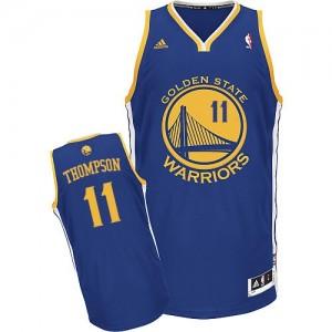 Maillot Swingman Golden State Warriors NBA Road Bleu royal - #11 Klay Thompson - Femme