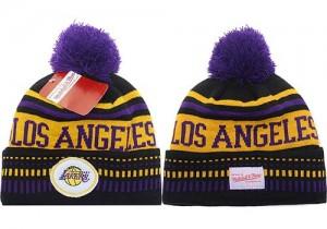Bonnet Knit Los Angeles Lakers NBA 635SU8AY
