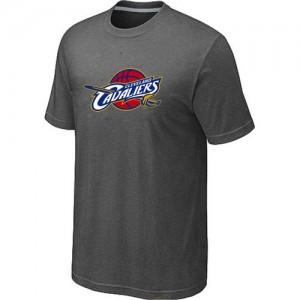 Cleveland Cavaliers Big & Tall T-Shirts d'équipe de NBA - Gris foncé pour Homme
